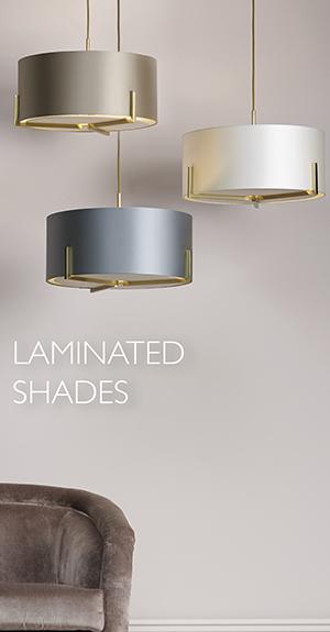 Silk Laminated Shades